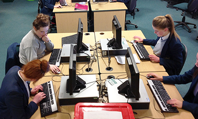 ICT at Thornhill College